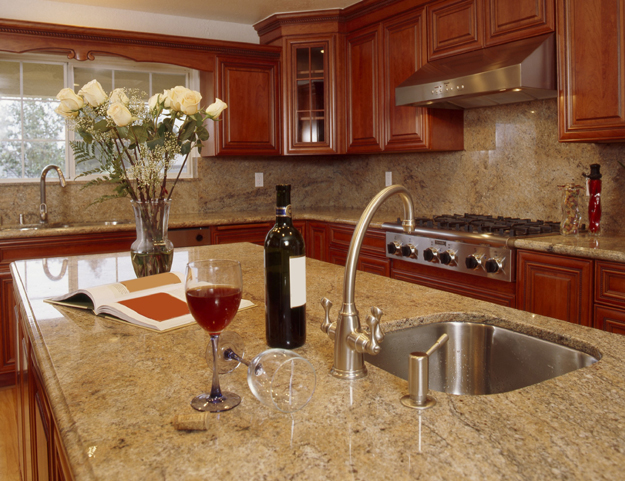 Marble Counter Top Cleaning and Polishing Carlsbad, CA