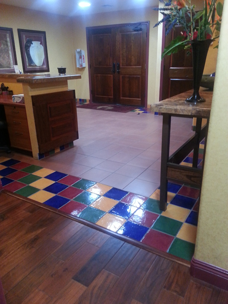 Faux Wood Floor Cleaning San Diego 92111 92117 92122